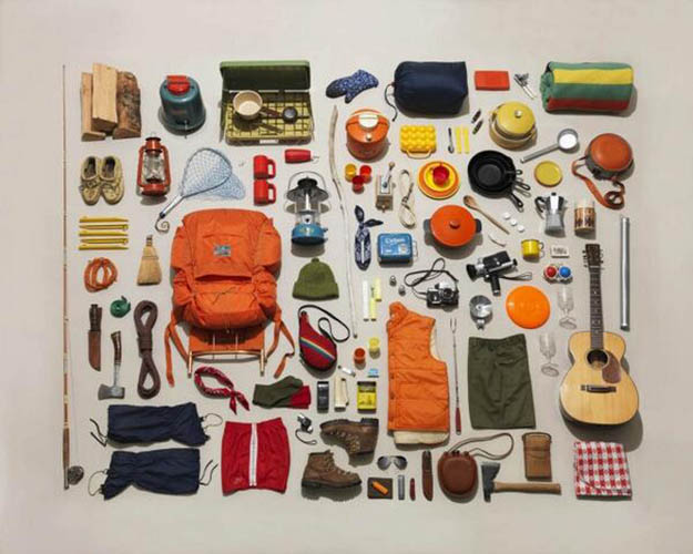 Be organized | 25 Badass Camping Hacks For Your Next Trip