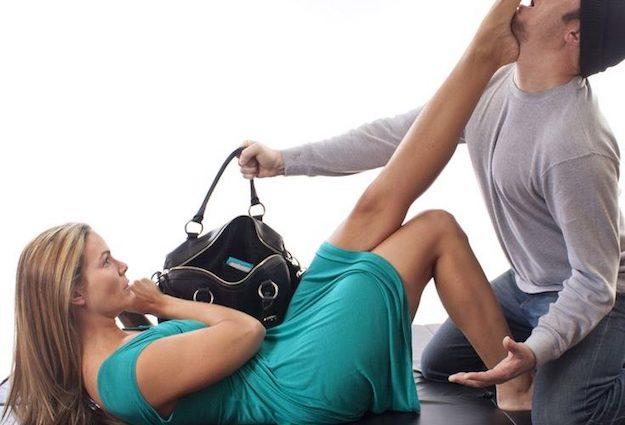 Kicking | Survival Tips: Self Defense for Women