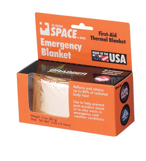 Winter Survival Space Blanket