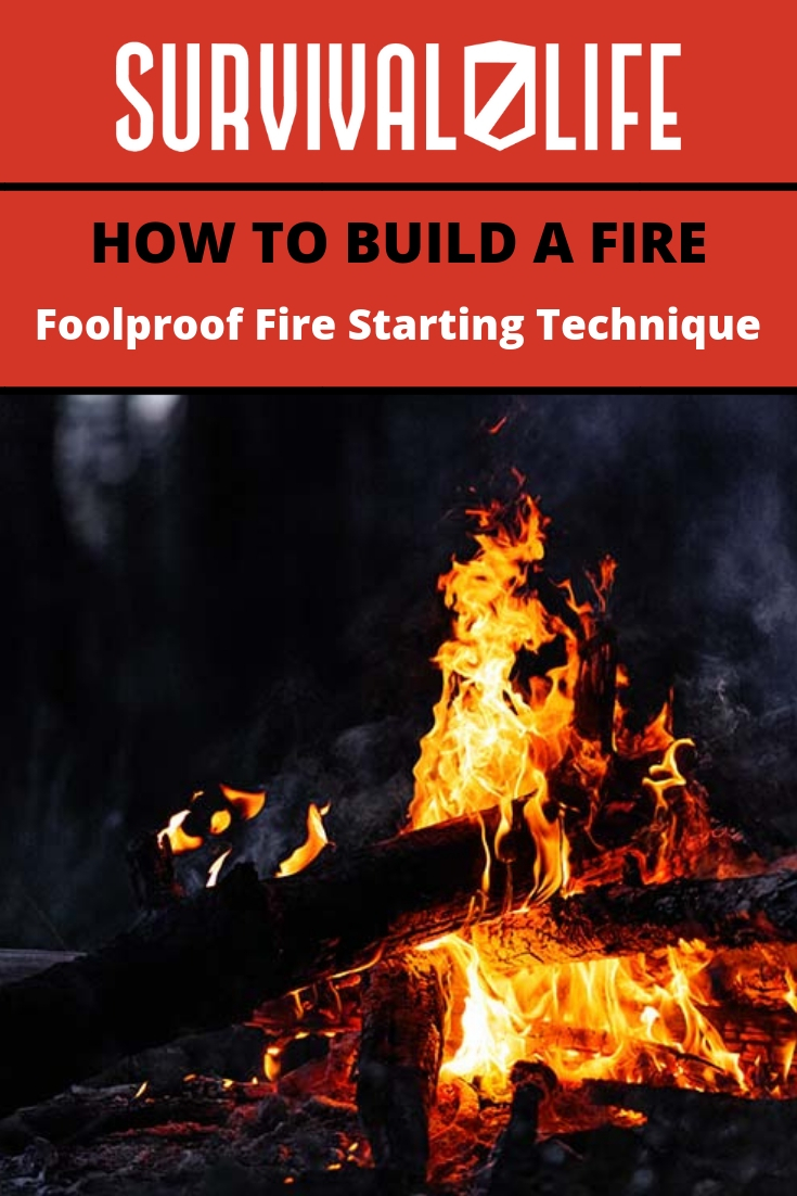 Check out How To Build A Fire at https://survivallife.com/build-fire/