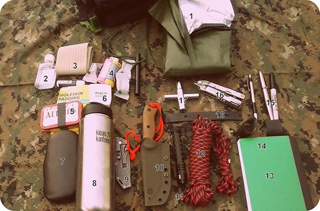 rural survival gear