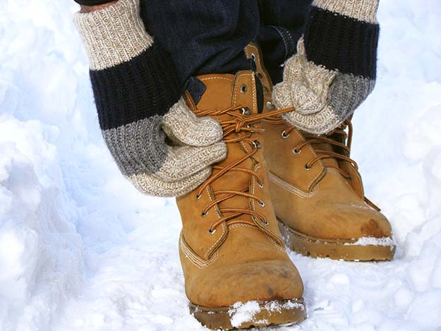 winter survival and safety