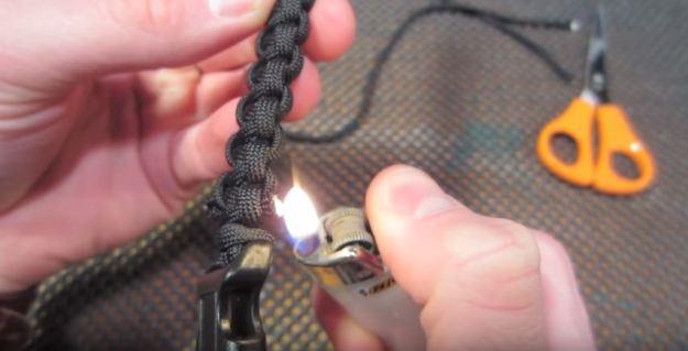paracord bracelet 24