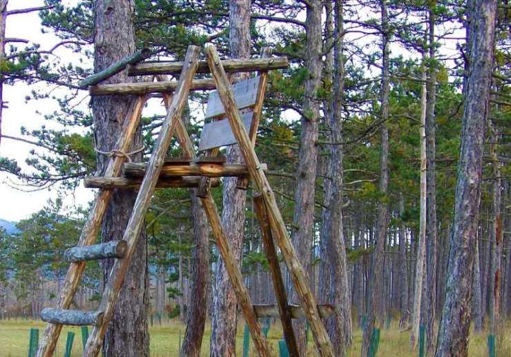 hunter seat made wood | lightweight camp chairs