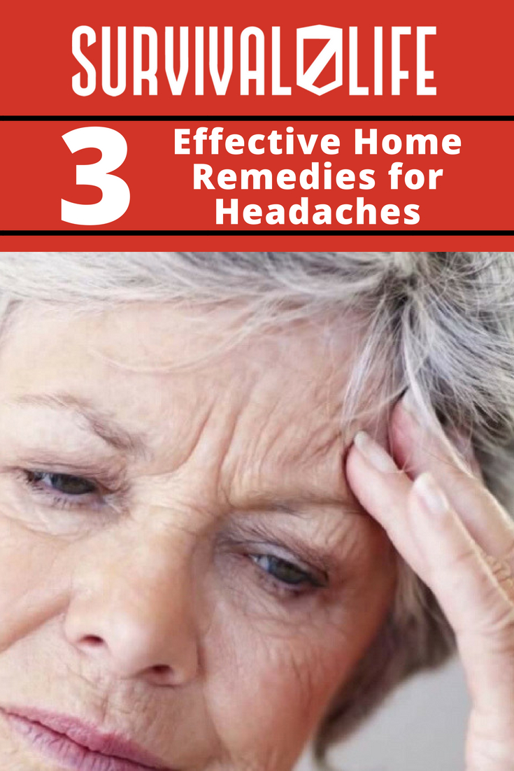 Check out 3 Effective Home Remedies for Headaches at https://survivallife.com/3-effective-home-remedies-for-headaches/