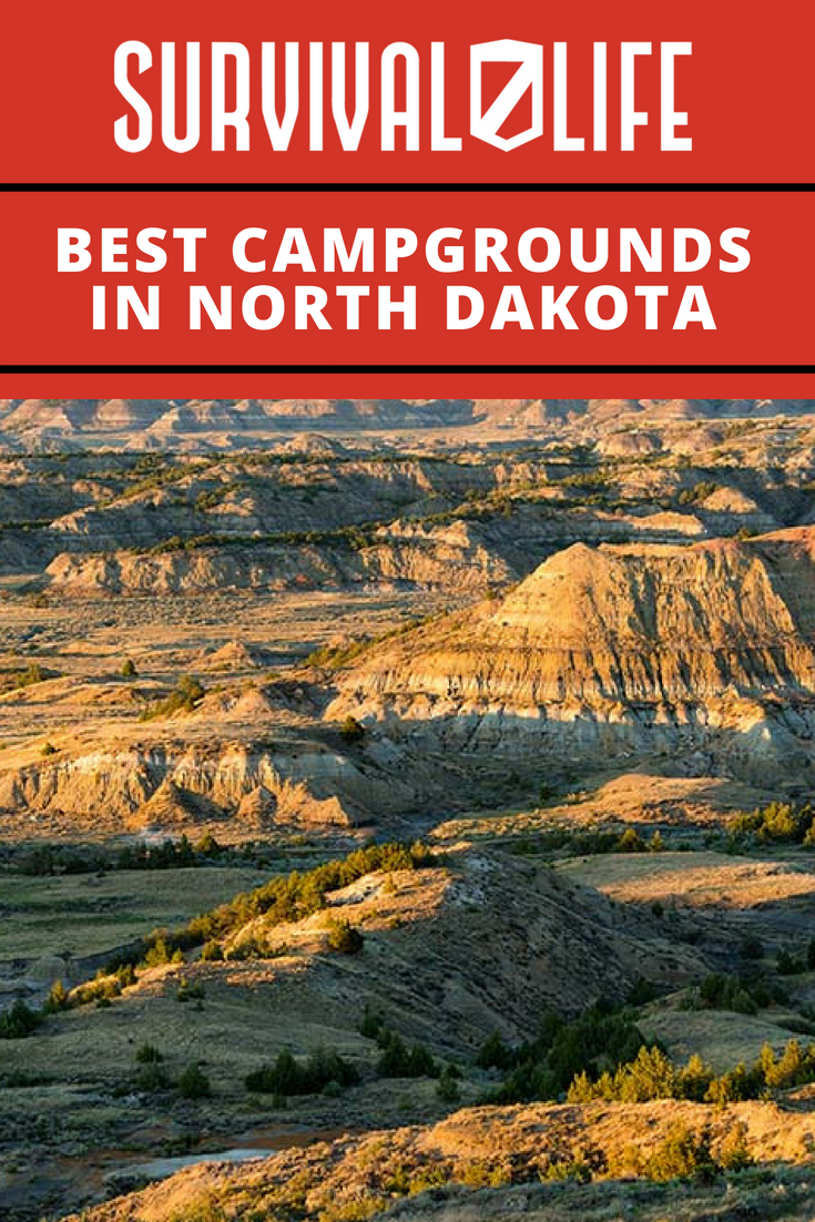 Check out Best Campgrounds in North Dakota at https://survivallife.com/best-campgrounds-north-dakota/