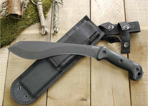 Kabar BK&T Machax Knife   Strong, Sturdy, Dependable: Finding The Best Fixed Blade Knives   Best self defense knife