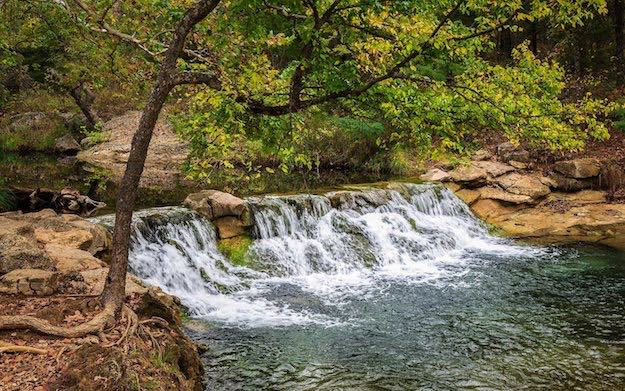 Chickasaw National Recreation Area - Sulphur | These Oklahoma Campgrounds Are More Than Just OK