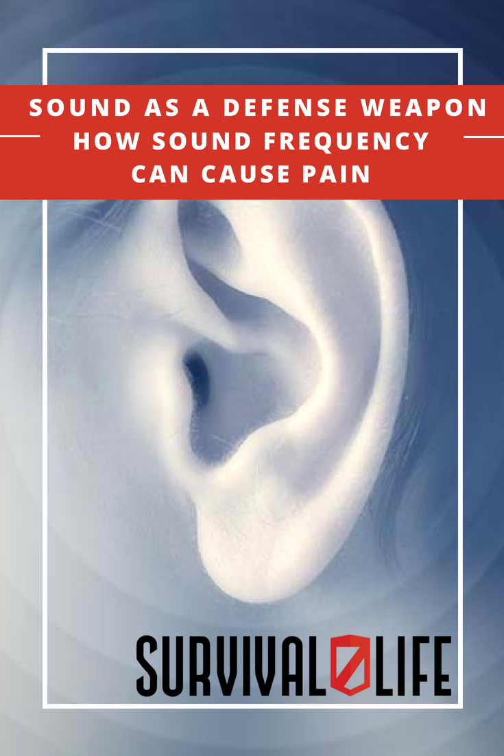 Sound As A Defense Weapon: How Sound Frequency Can Cause Pain | https://survivallife.com/sound-frequency-weapon/