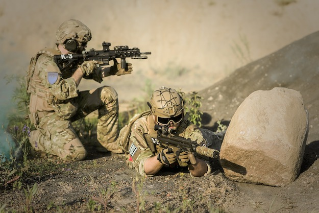 Firing Up the Fundamentals | Military Skills to Learn for Survival