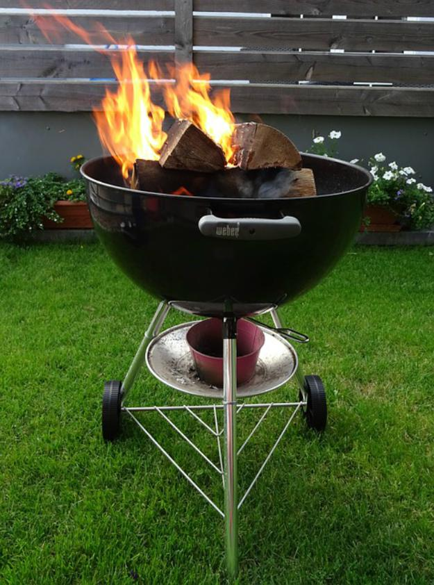 Practice Safety Grilling | Summer Projects to Do Before It's Too Late