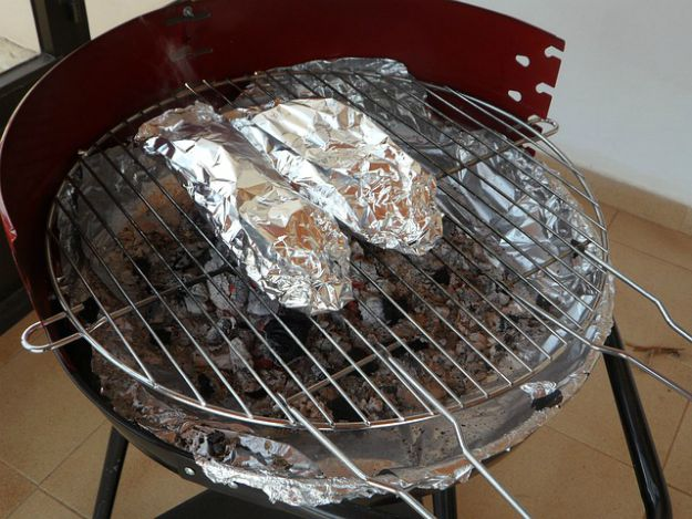 Cooking in a Foil Pack | Summer Projects to Do Before It's Too Late