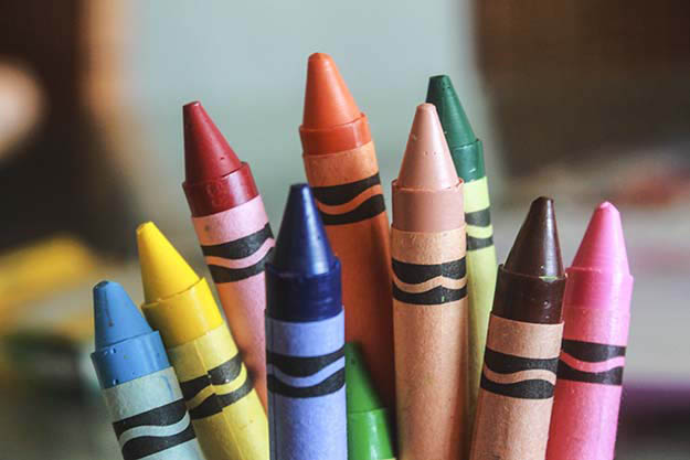 How to Make a Crayon Candle | 29 YouTube Survival Skills Videos That You Can Learn At Home