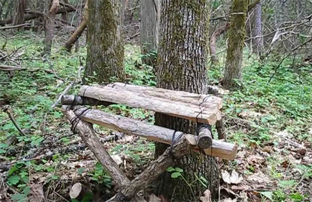 How to Make a Bushcraft Camp Chair   29 YouTube Survival Skills Videos That You Can Learn At Home