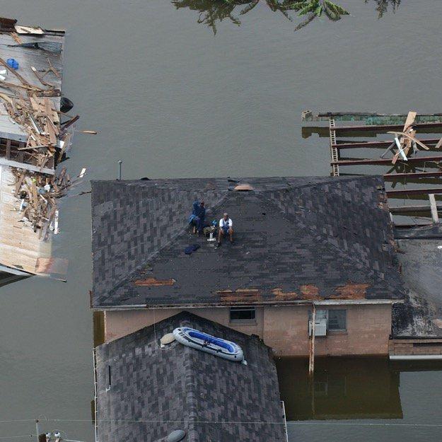 Deadliest Disasters in American History Hurricane Katrina