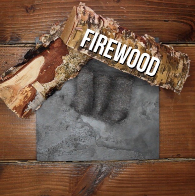 How to Start a Fire Without Matches Firewood