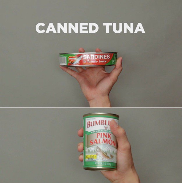 Survival Foods That Are Great During Short Term Disasters Canned Tuna