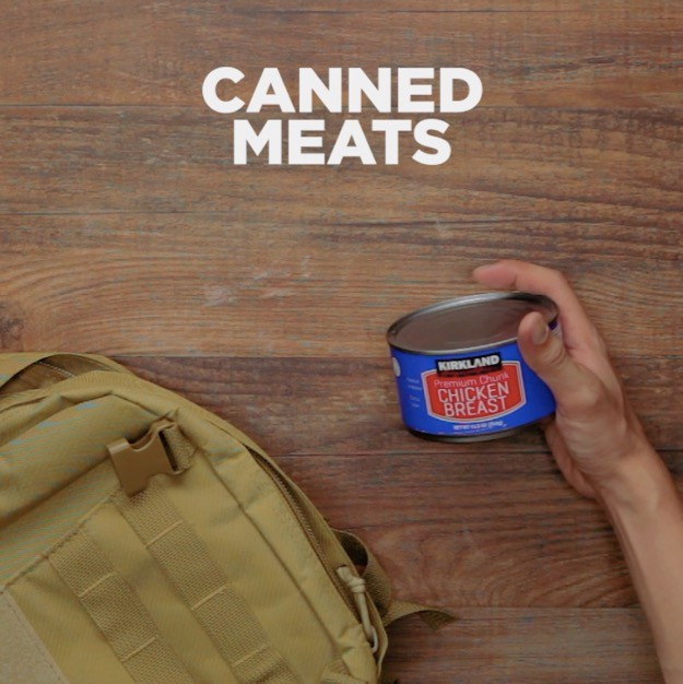Survival Foods That Will Save You in a Disaster Canned Meats