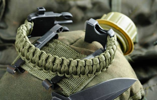 Paracord | 12 Essential Items for Your Bug Out Bag List