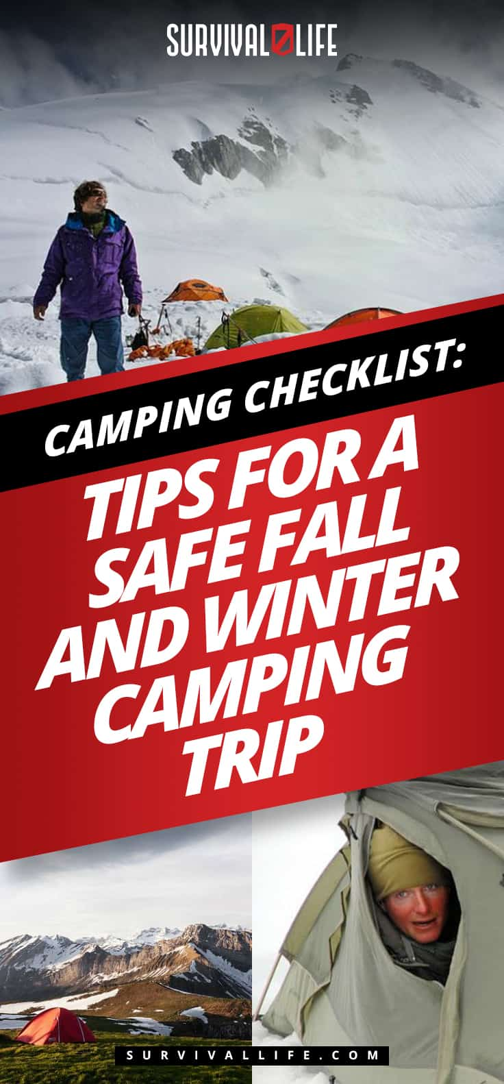 Camping Checklist: Tips for a Safe Fall and Winter Camping Trip
