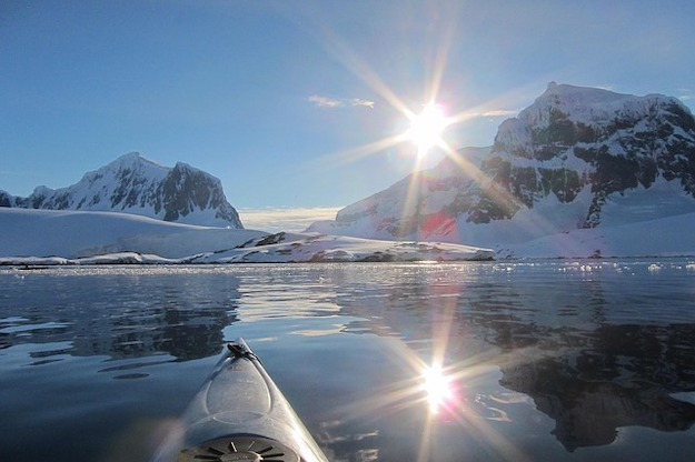 Shackleton Antarctic Disaster