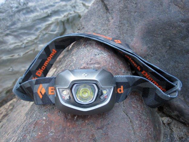 Black Diamond Spot Headlamp | Every Hiker's Wishlist For The Best Hiking Gear This Christmas