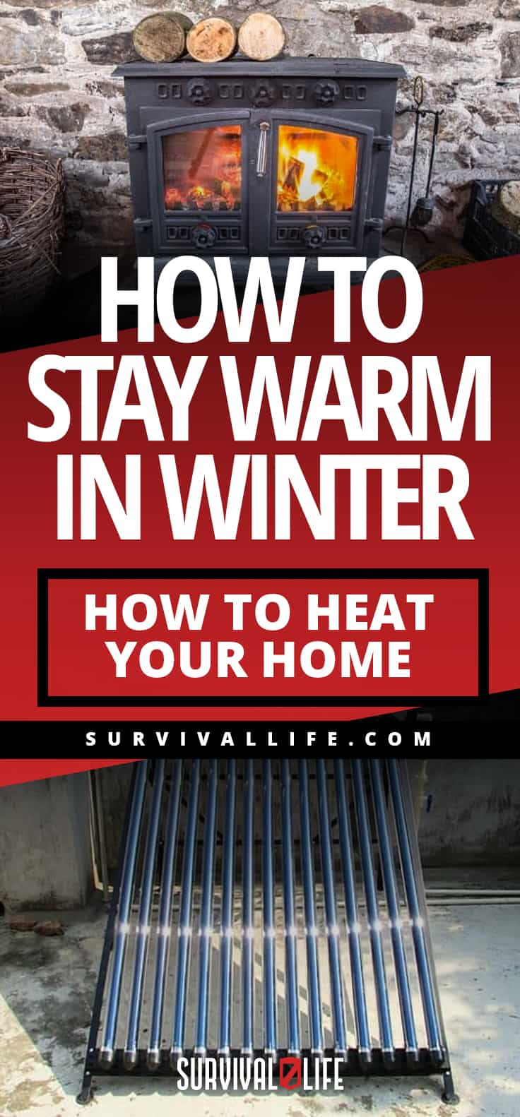 Placard | How To Stay Warm In Winter | How to Heat Your Home