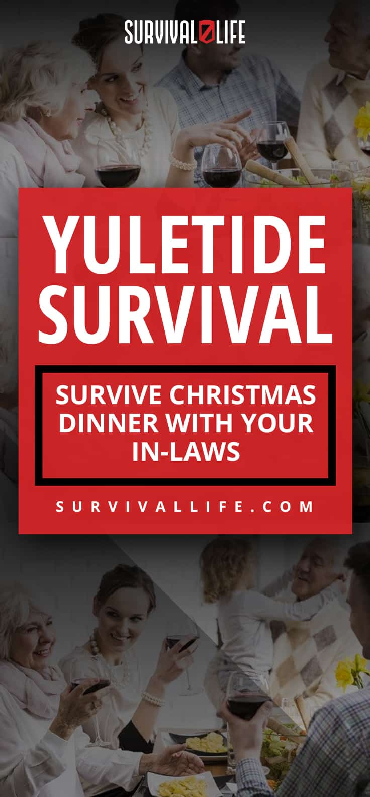 Check out Yuletide Survival | Survive Christmas Dinner With Your In-Laws at https://survivallife.com/survive-christmas-dinner-with-in-laws/