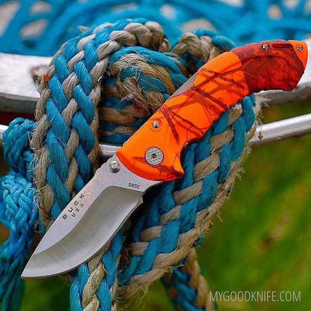 Folding Omni Hunter 10pt Knife | Hunters Want These Buck Hunting Knives With Them At All Times
