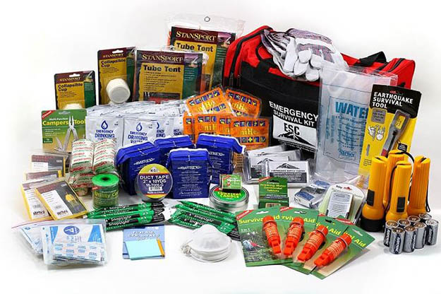 Have a Bug Out Bag Ready at All Times | Earthquake Survival Skills That Could Save Your Life