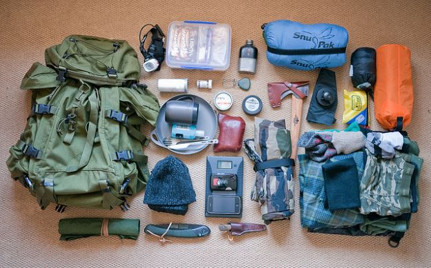 Tip #3: Ditch the wants | How To Pack A Backpack For A 7-Day Hunting Trip