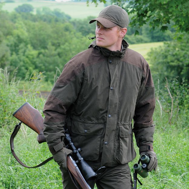 Jacket | Dressed For The Kill - A Snappy Hunter's Guide To Hunting Clothes