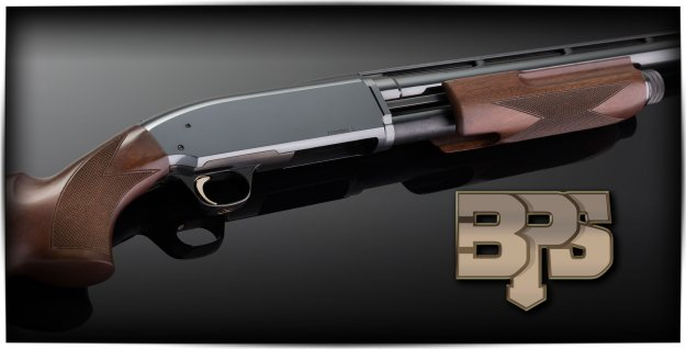 Browning BPS - $599.99   These Hunting Shotguns Are The Best Bang For Your Buck