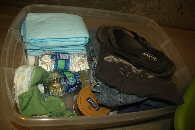 Clothing and Bedding | Here's What Your Hurricane Survival Kit Should Look Like