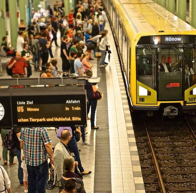 Consider Public Transportation | Survival Guide | Tips For A Safe New Year's Eve Celebration