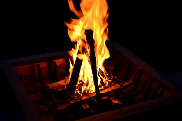 teepee-fire How To Start and Maintain a Fire in a Winter Survival Situation