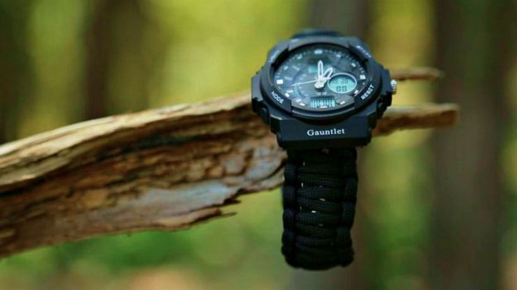 gauntlet watch | Best Survival Gear
