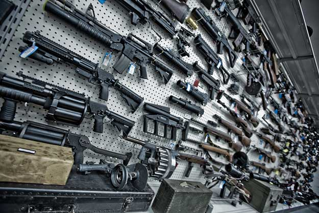 Gather Weapons for Defense | Zombie Outbreak Survival Tips For The Unprepared