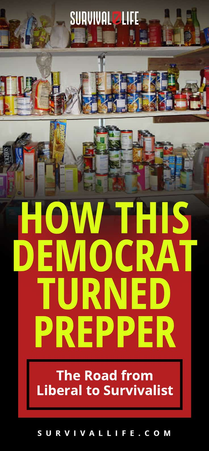 How This Democrat Turned Prepper | The Road from Liberal to Survivalist