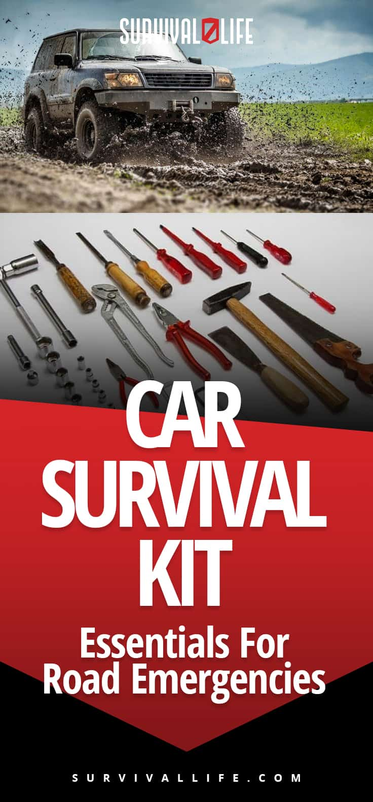 Car Survival Kit Essentials For Road Emergencies | car survival kit list