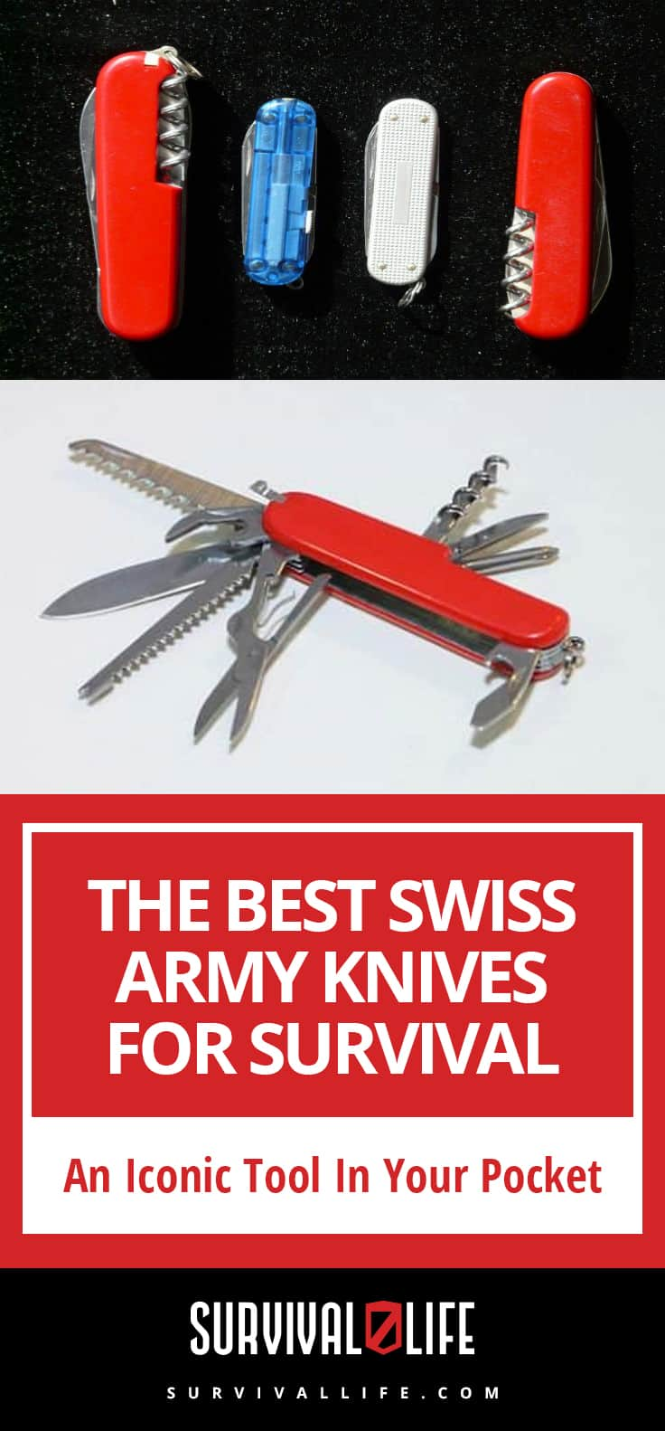 The Best Swiss Army Knives For Survival | An Iconic Tool In Your Pocket