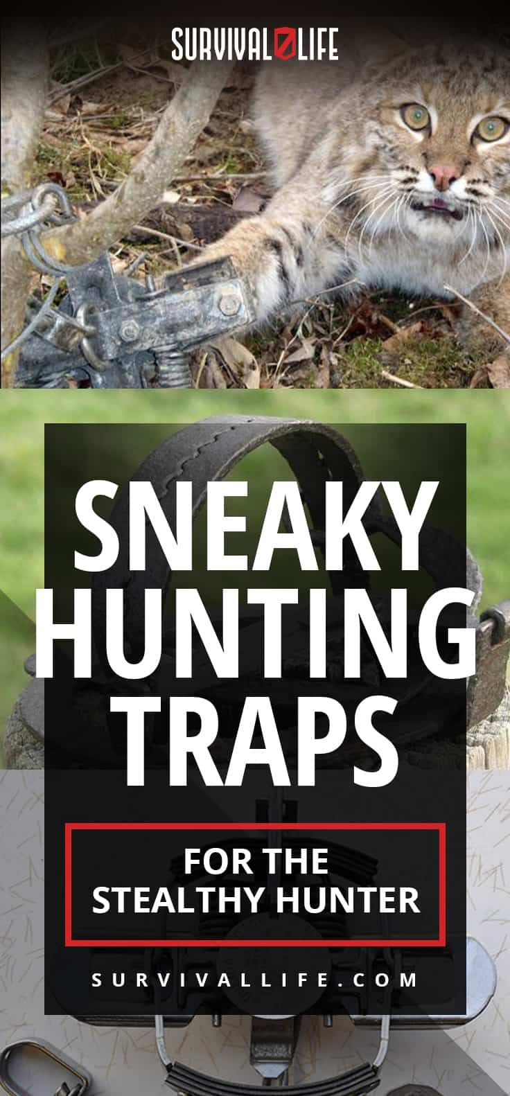 Sneaky Hunting Traps For The Stealthy Hunter