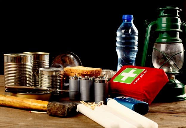 Food and water | Survival Life's Comprehensive Checklist For 72 Hour Survival Kit | Bug-Out Kit