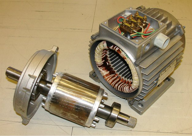 stator and rotor | Hydroelectric Survival – Harnessing Earth's Most Powerful Fluid