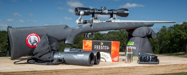 Savage Model 16/116 Lightweight Hunter | Get These American Hunting Rifles For Your 2017 Hunting Trips