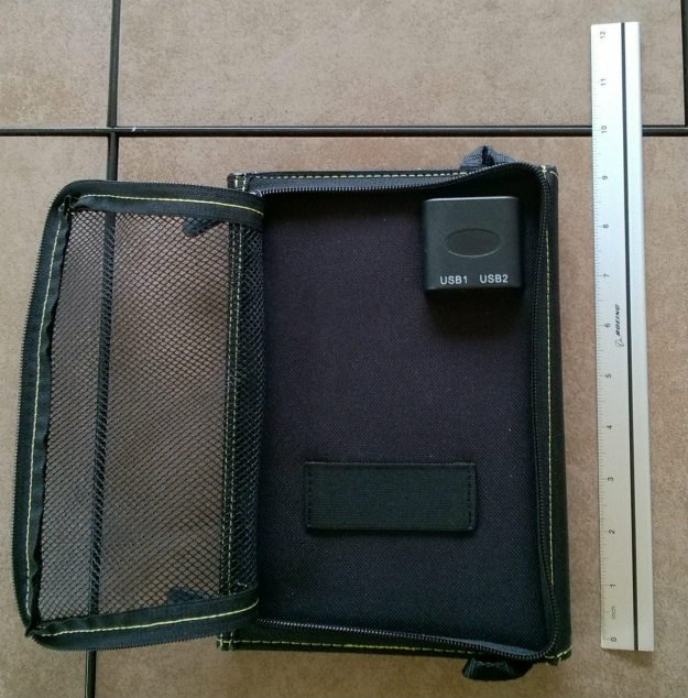 charger 3 Sunjack 14W Portable Solar Charger Review | Solar Power On The Go