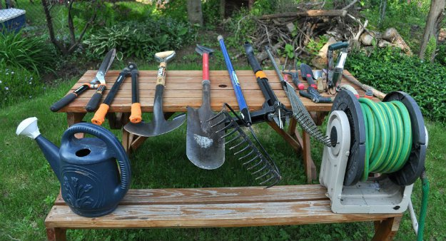 gardening tools Preparing Your Spring Garden Now   It's Never Too Early!