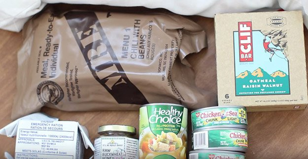 Food   Do You Have A Home Disaster Survival Kit? Here's How To Make One