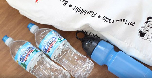 Water | Do You Have A Home Disaster Survival Kit? Here's How To Make One