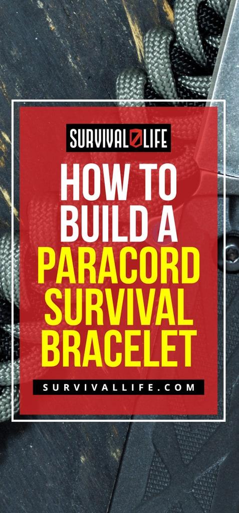 Placard | How To Make Paracord Survival Bracelets | DIY Survival Prepping | paracord bracelet patterns